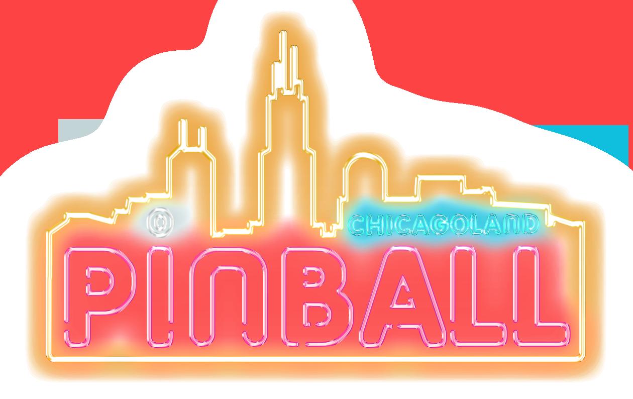 Chicagoland Pinball - Live Stream Logo