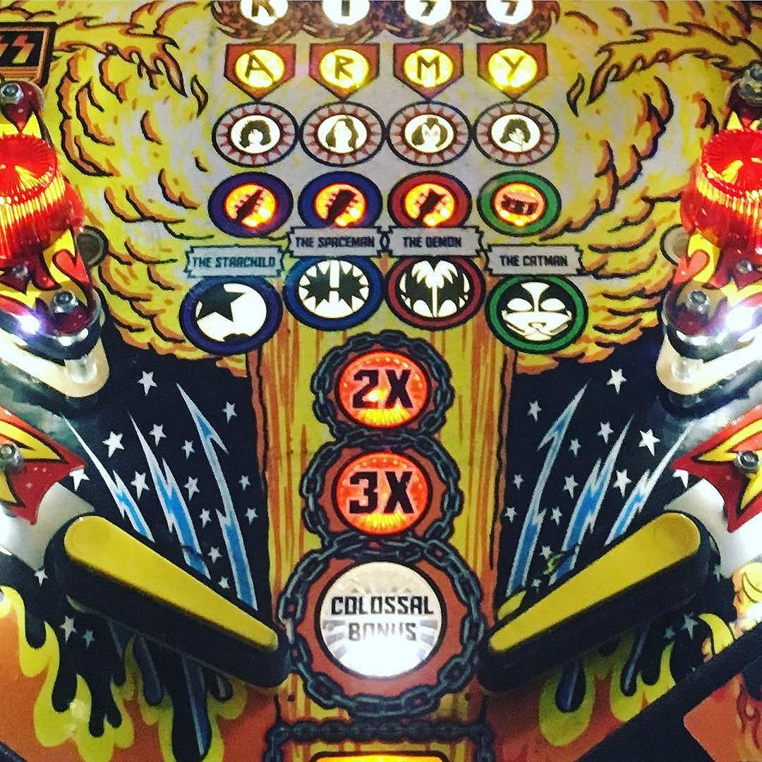 pinball machine chicago
