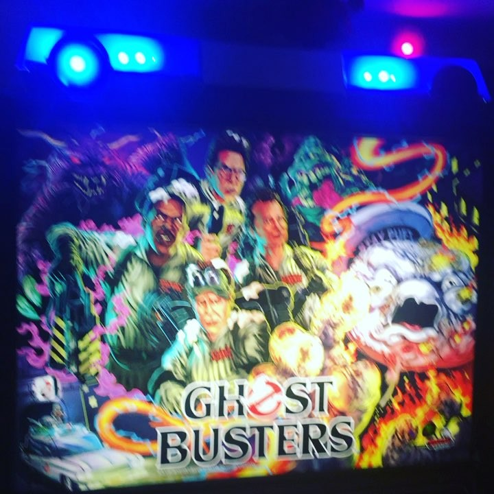 Ghostsbusters plus mods @sternpinball