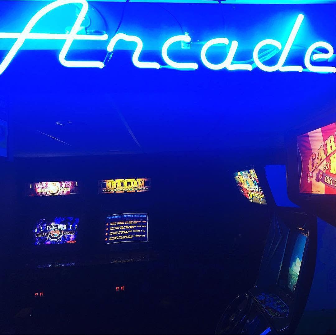 Arcade Night?